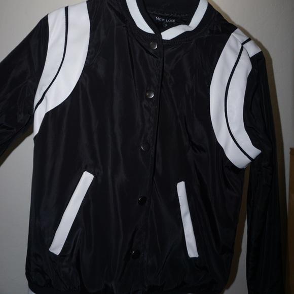 3604d576c New Look Women's Varsity Bomber Jacket